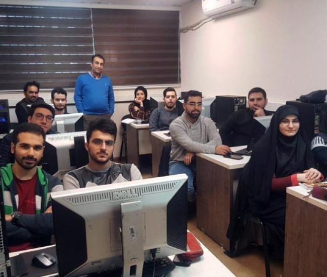 کلاس مایکروسافت مهندس شجاعی